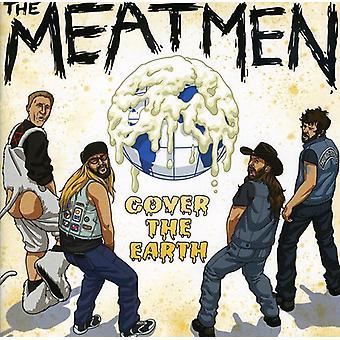 ¡Meatmen - cubierta de la tierra! [CD] USA importación