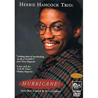 Herbie Hancock - orkanen [DVD] USA import