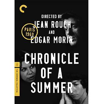 Chronicle of a Summer [DVD] USA import