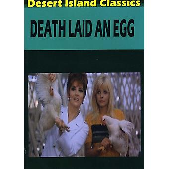 Death Laid an Egg [DVD] USA import