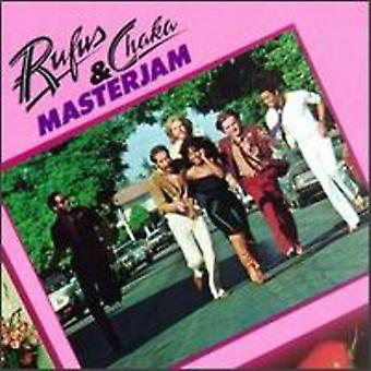 Rufus & Chaka Khan - Masterjam [CD] USA import