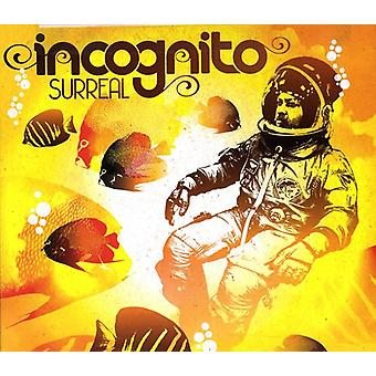 Incognito - Surreal [CD] USA import