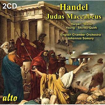 G.F. Handel - Handel: Judas Maccabeus [CD] USA import