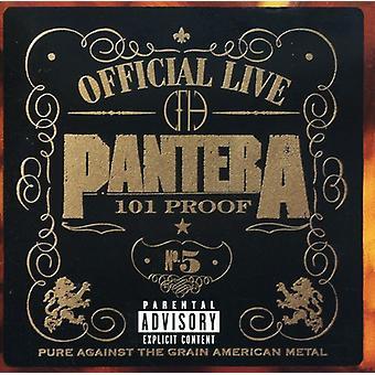 Pantera - offizielle Live [CD] USA importieren