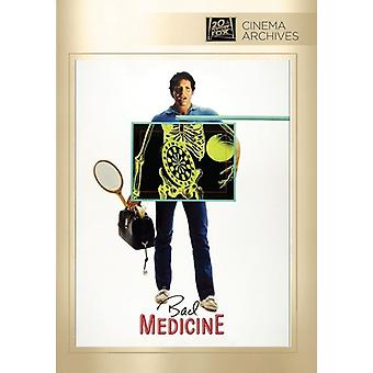 Bad Medicine [DVD] USA import