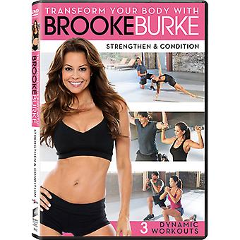 Brooke Burke - Transform Your Body: Strengthen & Condition [DVD] USA import