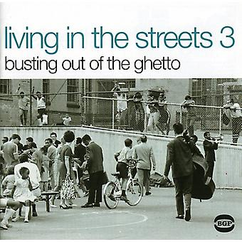 Living in the Streets - Living in the Streets: Vol. 3-Busting Out of the Ghetto [CD] USA import