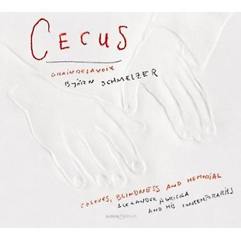 Cecus-Colours Blindness & Memorial - Cecus: Colours, Blindess and Memorial [CD] USA import