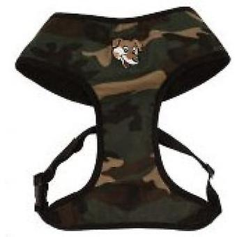 Doggy Things ARNES MILITAR ROPA 70/86 CM/XL (Dogs , Walking Accessories , Harnesses)