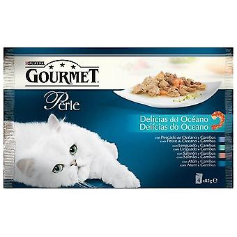 Gourmet Ocean Delicacies 340gr (Cats , Cat Food , Wet Food)