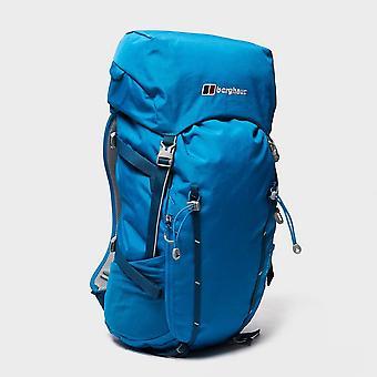 New Berghaus Freeflow 35 Litre Backpack Travel Bag Blue