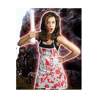 Halloween and horror  Bloody apron