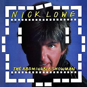 Nick Lowe - avskyvärda Showman [CD] USA import