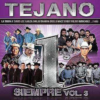 Varios - Tejano #1s Siempre [CD] USA import