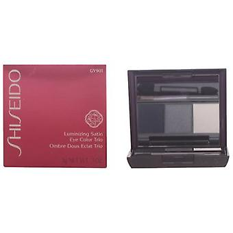 Shiseido Luminizing Satin Eye Color Trio (Maquillage , Yeux , Palettes , Ombres)