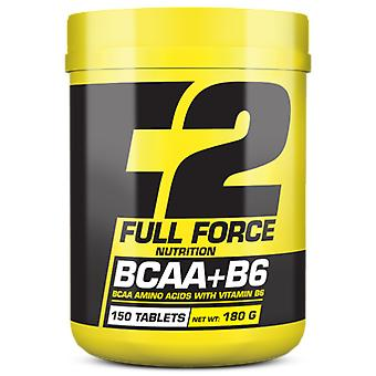 Full Force BCAA + B6 150 Tablets (Sport , Muscle mass , Amino acids)