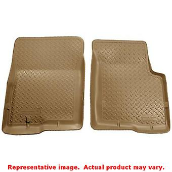 Husky-Liner 33653 Tan Classic Style Front Floor Liner passt: FORD 2004-2008