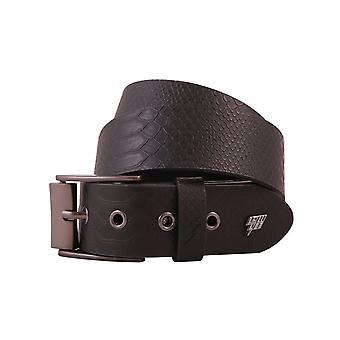 Lowlife Adder Leather Belt
