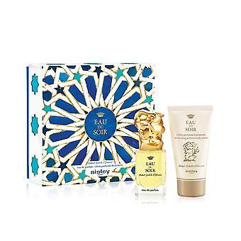 Sisley Eau Du Soir Gift Set 30ml EDP Spray + 50ml Body Creme