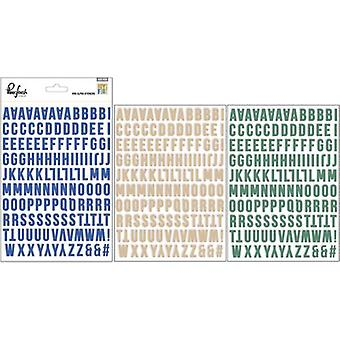 Boys Fort Cardstock Stickers 5
