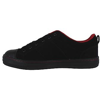 Lee Cooper Mens/Womens Plimsole Steel Toe Lace Up Safety Trainers