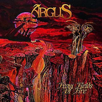 Argus - fra felter af brand [Vinyl] USA import