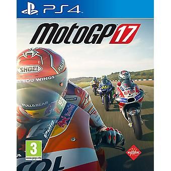 MotoGP 17 PS4 spil