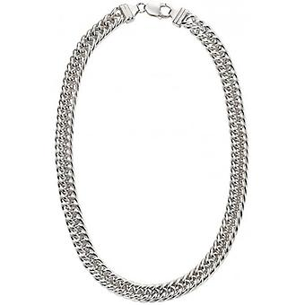 Beginnings Heavy Weight Close Curb Necklace - Silver
