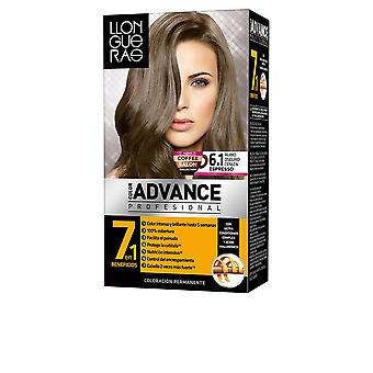 Llongueras Color Advance Rubio Oscuro Ceniza Unisex New Sealed Boxed
