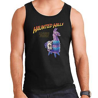 Fortnite Haunted Hills Lama Park Indiana Jones Mix Herren Weste