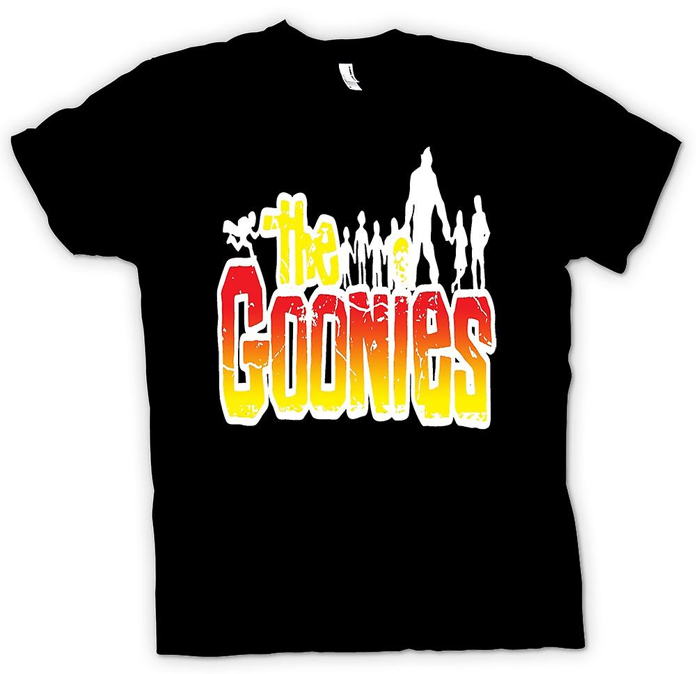 Mens T-shirt - The Goonies - Sloth Chunk - Funny
