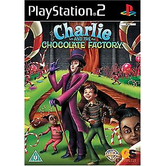 Charlie and The Chocolate Factory (PS2) - Factory Sealed