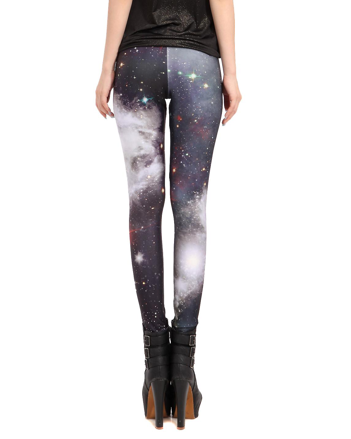 Waooh - Fashion - Leggings long fantasy - Galaxy cloud