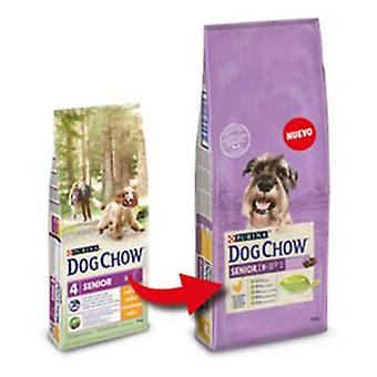 Dog Chow Senior With Chicken (Dogs , Dog Food , Dry Food)
