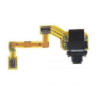 3.5 headphone jack audio micro Flex cable for Sony Xperia Z5