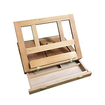 Staindale Wooden Table Top Easel