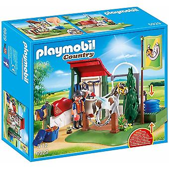 Playmobil 6929 Country Horse Grooming Station - Water Pump