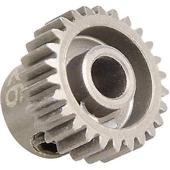Repuestos equipo C TC1226 64dp piñón de 26 dientes aluminio