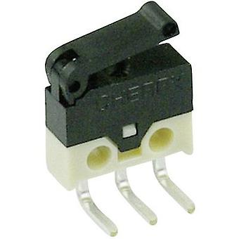 Cherry Switches Microswitch DH2C-C6PA 30 Vdc 0.5 A 1 x On/(On) momentary 1 pc(s)