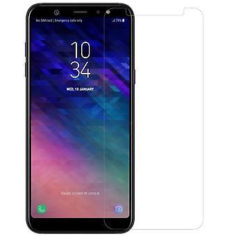 Samsung Galaxy J4 Displayschutzfolie 9H Verbundglas Panzer Schutz Glas Tempered Glas