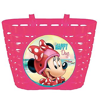 Cesta de bicicleta Disney Minnie mouse
