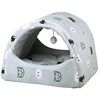 Trixie Soft Grey Mimi Cave (Dogs , Bedding , Igloos)