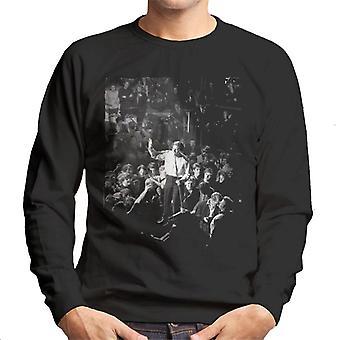 TV Times Jerry Lee Lewis Live Men's Sweatshirt