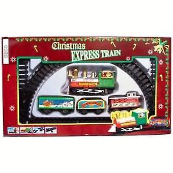 Kersttreinset 10-delig