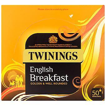 Twinings English Breakfast Tee Umschläge