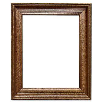 20 x 25 cm eller 8 x 10 tommers foto rammen i eik