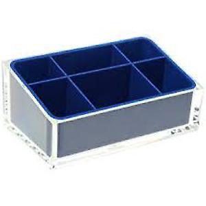 Gedy Rainbow Organiser Blue RA00 05