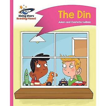 Reading Planet - The Din - Pink A - Comet Street Kids by Adam Guillain