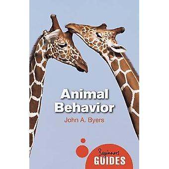 Comportamiento de los animales - guía de un principiante por John A. Byers - 9781780742601