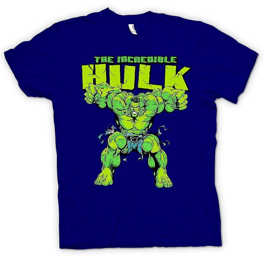 Mens T-shirt -  Incredible Hulk - Comic Hero